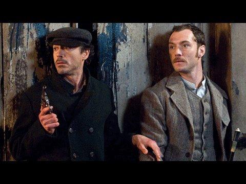 SHERLOCK HOLMES TRAILER REVIEW