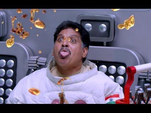 Amrutham - Chandamama Lo movie on May 17 - Comedy Trailer - Srinivas Avasarala