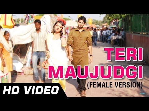 Teri Maujudgi (Female Version) Video Song | Chal Bhaag | Varun Mehra & Keeya Khanna