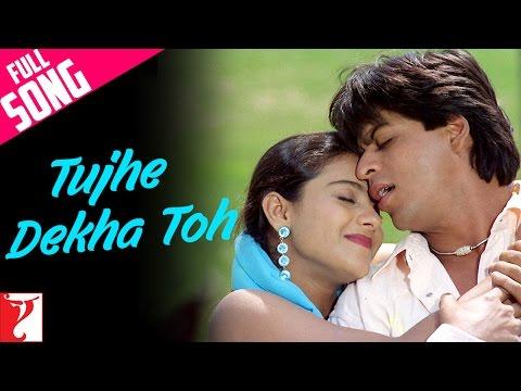 Tujhe Dekha Toh Yeh Jaana Sanam - Song - Dilwale Dulhania Le Jayenge - Shahrukh Khan   Kajol