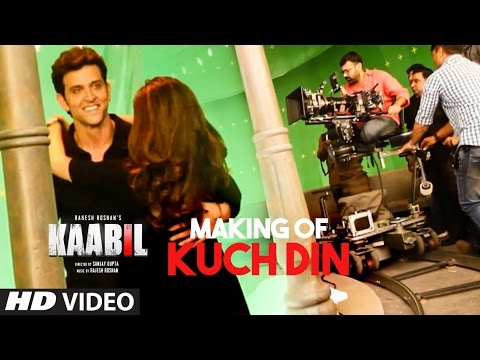 Making of Kuch Din Video Song | Kaabil