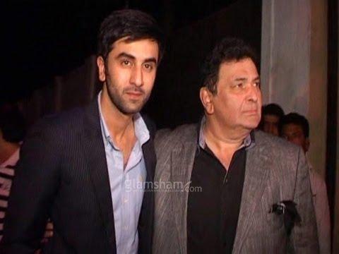 Ranbir Kapoor celebrates Rockstar success