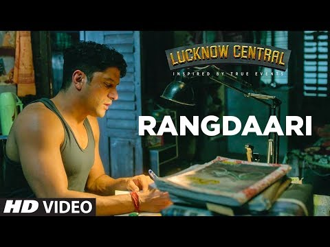 Arijit Singh : Rangdaari Video Song | Lucknow Central | Farhan Akhtar Diana Penty | Arjunna Harjaie