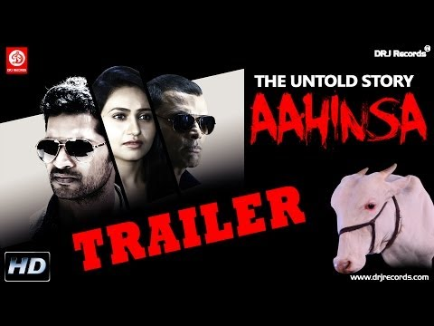 Aahinsa - The Untold Story Official Trailer