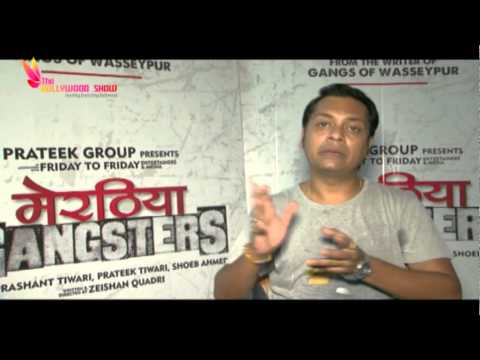 Zeishan Quadri Fight Scene WIth Shoeb Ahmed In Meeruthiya Gangsters 2 Movie Enjoy...Must Watch