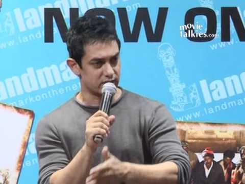 Aamir unveils Peepli Live DVD