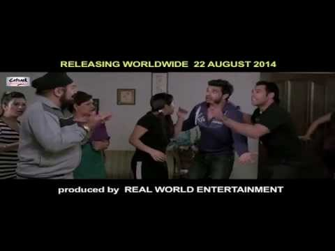 CONTROL BHAJI CONTROL - NEW PUNJABI MOVIE | DIALOGUE PROMO 1 | RELEASING ON 22ND AUGUST, 2014