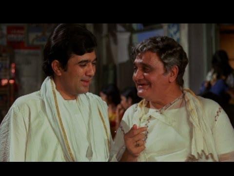 Ye Kya Hua - Sharmila Tagore & Rajesh Khanna - Amar Prem