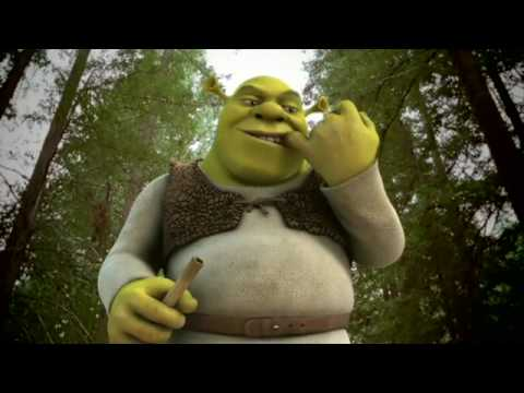 Shrek Forever After - Discover The Forest