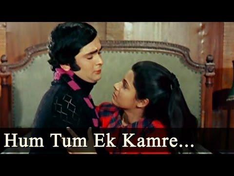 Bobby:Hum Tum Ek Kamre Mein Band Ho