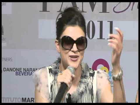 Sushmita Sen At 'I Am She 2011' Press Conference