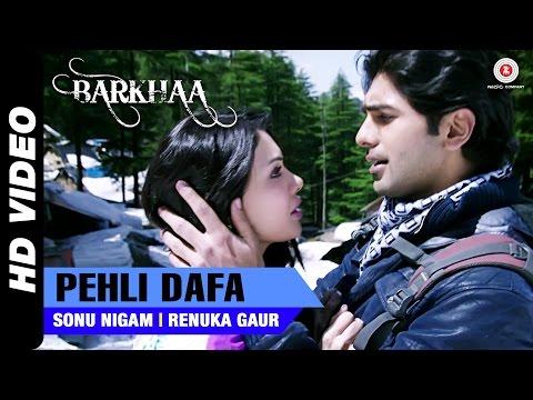 Pehli Dafa | Barkhaa | Taaha Shah & Sara Loren | Sonu Nigam & Renuka Gaur