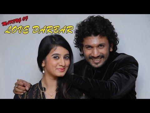 Love Darbar Movie Making - Harshika Poonacha and Bhuvann Ponnanna