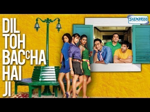 Dil Toh Baccha Hai Ji - Ajay Devgn, Emraan Hashmi & Omi Vaidya - Bollywood Latest Full Movie HQ