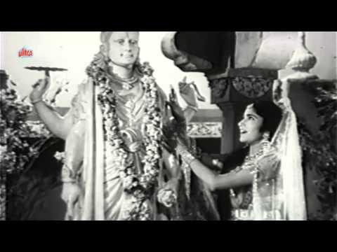 Hechte Charan Anantache - Asha Bhosle, Swayamwar Zala Seeteche Song