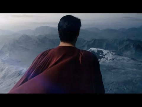 Man Of Steel - Official Trailer #2 (2013) [HD]