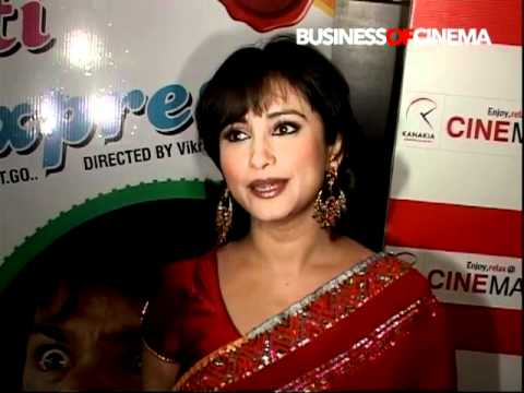 Red Carpet premiere of Bollywood movie Masti Express