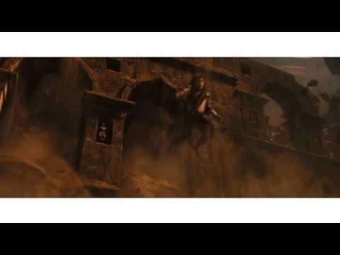 Prince of Persia Sand Trap Clip