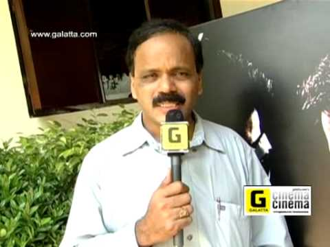 G.Dhananjayan of UTV talks about Mugamoodi