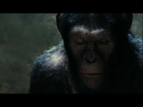 Rise of the Planet of the Apes - International Trailer