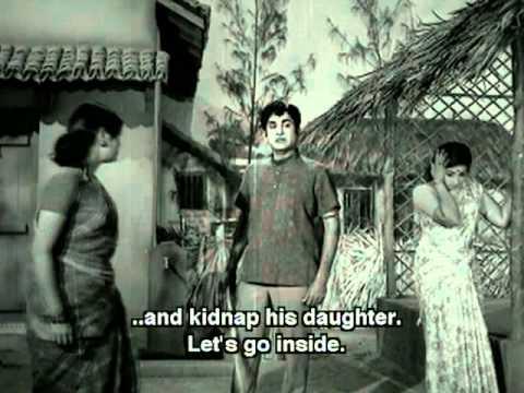 Kanna Koduku - Telugu Movie - 16/17 - Akkineni Nageshwar Rao, Laxmi, Anjali Devi & Gummadi