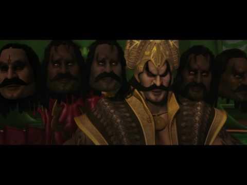 Mahayoddha Rama Trailer
