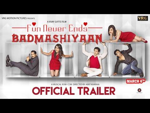 Exclusive: 'Badmashiyaan' Official Trailer