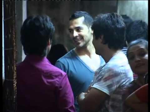 Kangana & Dino at Salman's Ready Movie Premiere
