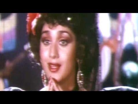Tere Naina Mere Naina - Anil Kapoor, Meenakshi Seshadhri, Aag Se Khelenge Song