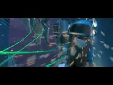 Astro Boy full trailer