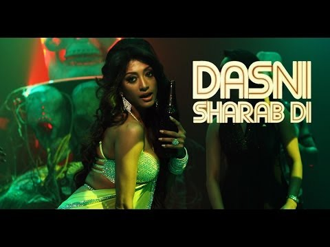 Dasni Sharab Di Exclusive Full Video Song From Gang Of Ghosts | Paoli Dam, Saurabh Shukla |