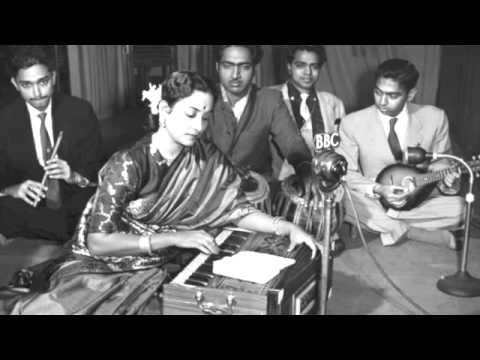 Dekho dekho dil deke tamasha dekho : Geeta Roy : Film - Imtihan (1949)