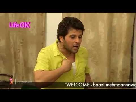 Welcome - Baazi Mehmaan Nawazi Ki -- Bakhtiyar Vs Pritam!