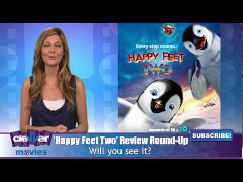 Happy Feet Two Review Round Up