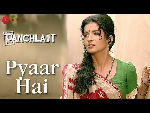 Pyaar Hai | Panchlait | Amitosh Nagpal & Anuradha Mukherjee | Javed Ali & Anwesha | Kalyan Sen Barat
