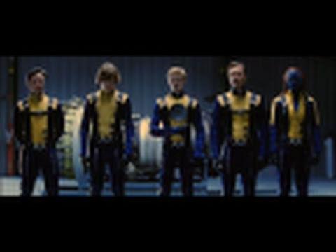 X Men : First Class - Super Powers