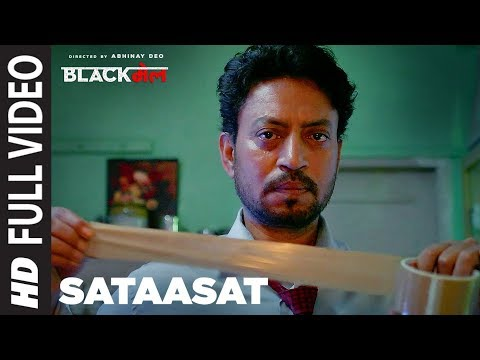Sataasat Full Video Song | Blackmail | Irrfan Khan | Amit Trivedi | Amitabh Bhattacharya