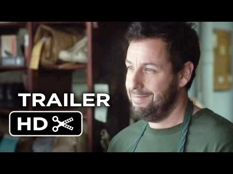 The Cobbler Official Trailer #1 (2015) - Adam Sandler, Dustin Hoffman