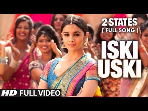 Iski Uski FULL Video Song | 2 States | Arjun Kapoor, Alia Bhatt