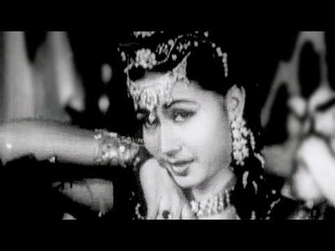 Aankh Main Jadu Bhar Ke - Meena Kumari, Aladdin Aur Jadui Chirag Song