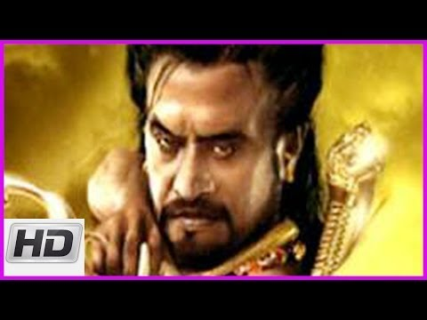 Vikrama simha (kochadaiyaan) Latest Telugu Movie Trailer And Curtain Raiser - HD
