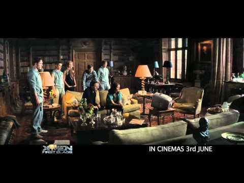 X-Men: First Class - Hindi Trailer