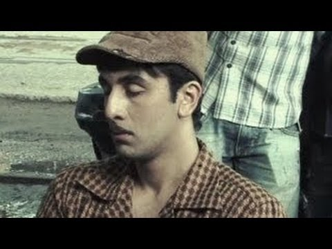 Ranbir Kapoor Caught Sleeping On The Sets Of 'Barfii'