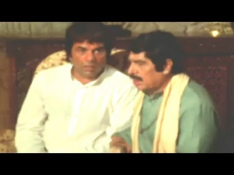 Dharmendra's secret plan - Ghazab