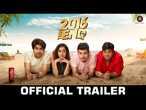 2016 The End - Official Movie Trailer
