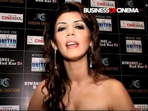 Premiere of Bollywood Film Diwangi Ne Had Kar Di