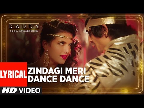 Zindagi Meri Dance Dance Song With Lyrics   Daddy   Arjun Rampal   Aishwarya Rajesh