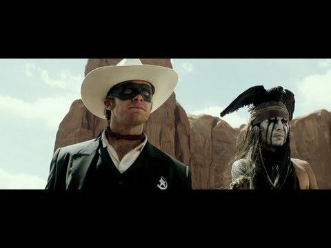 The Lone Ranger - Trailer 3