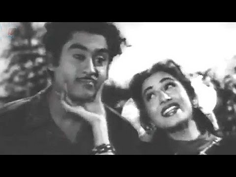 Ankon Mein Tum Ho - Kishore Kumar, Lata song