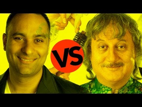Russel Peters VS Anupam Kher - Speedy Singhs